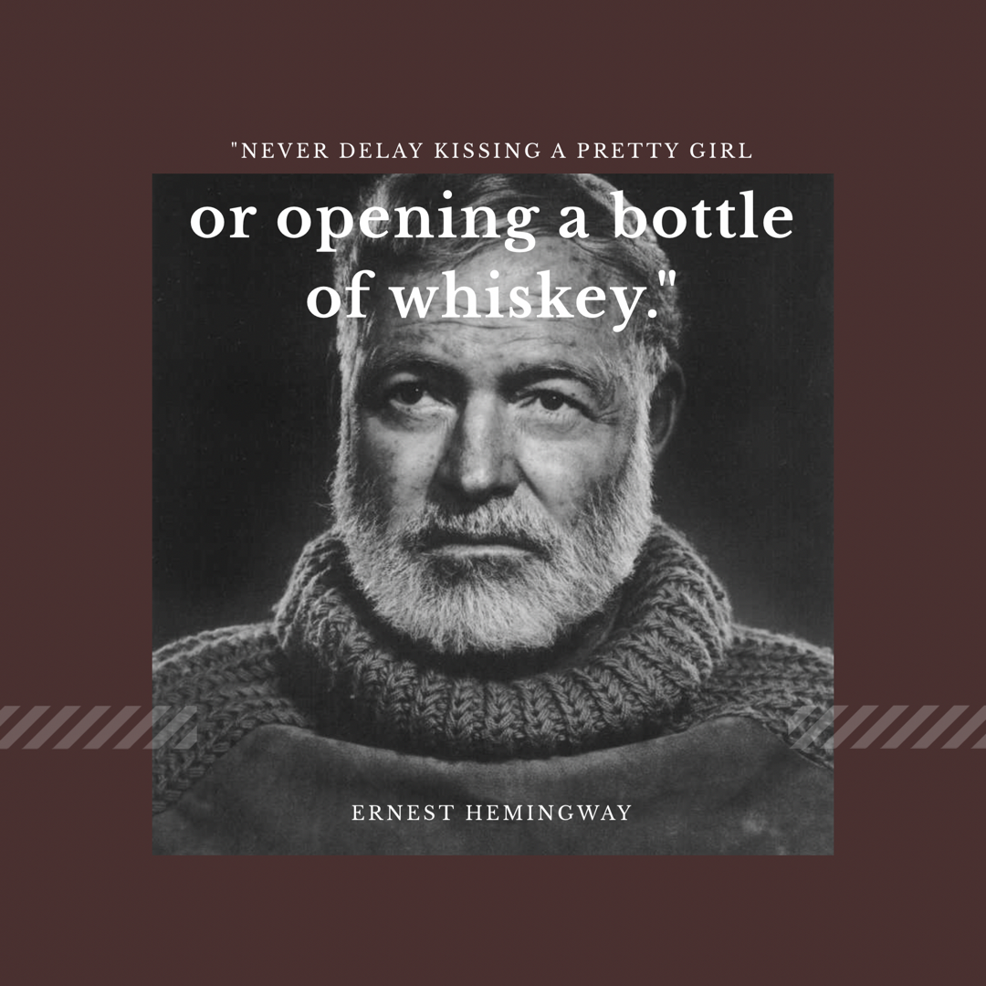 6 Bourbon Whiskey Quotes You Need to Read - The Bourbon Review