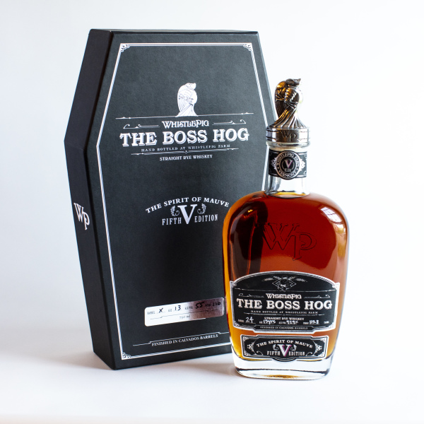 WhistlePig Boss Hog V: Spirit of Mauve