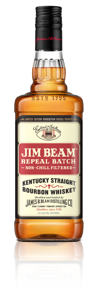 Jim Beam Repeal Batch Bourbon