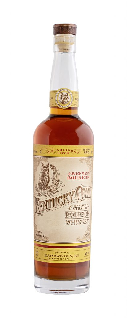 Kentucky Owl Bourbon Release No. 8