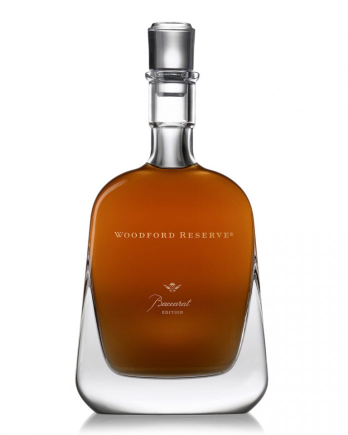 Woodford Reserve Baccarat Edition.