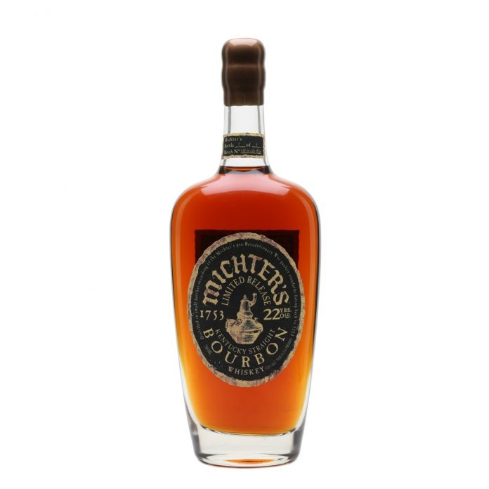 Michter's 22-Year-Old Bourbon Auction Lot.