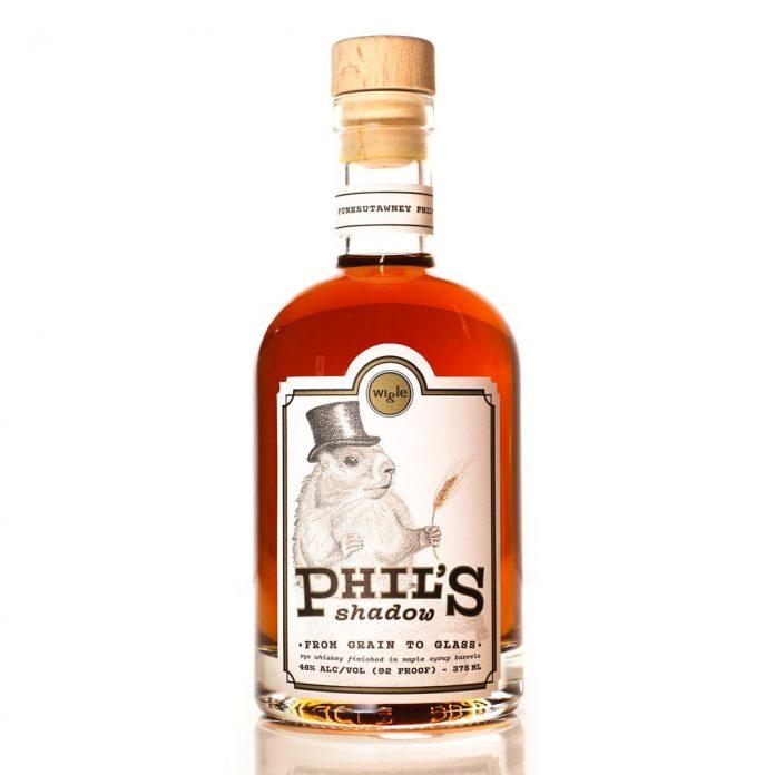 Wigle Whiskey Phil's Shadow Rye. Courtesy Wigle Whiskey.