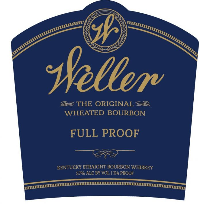 Weller Full Proof Label.