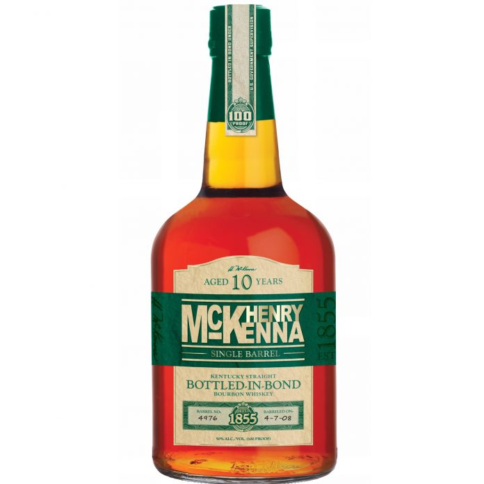 Henry McKenna. Photo reluctantly from Heaven Hill.