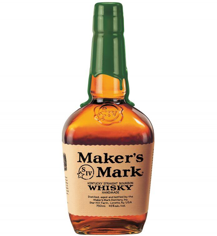 Maker's Mark Rye Whisky. Photo definitely not courtesy of Maker's Mark.