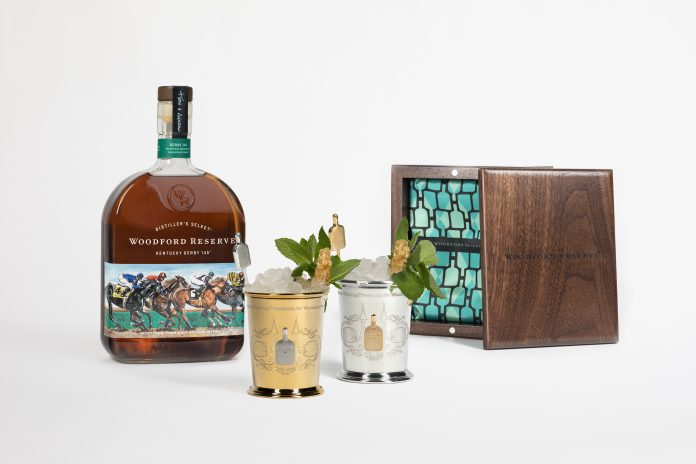 The 2019 Woodford Reserve $1000 Julep.
