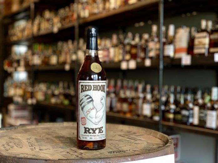 Red Hook Rye. Photo Courtesy Justins' House of Bourbon.