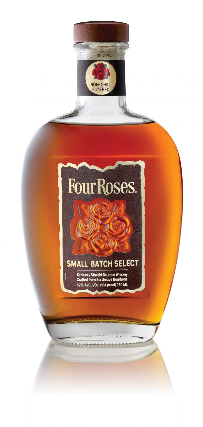 Four Roses Small Batch Select. Courtesy Four Roses.