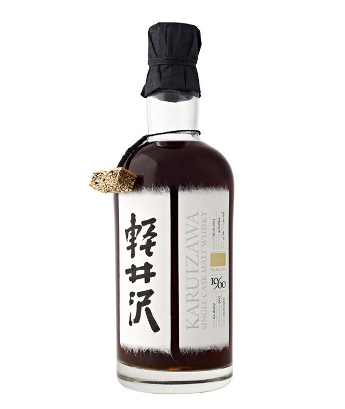 Rare Karuizawa Japanese Whisky stolen from Maison du Whisky.
