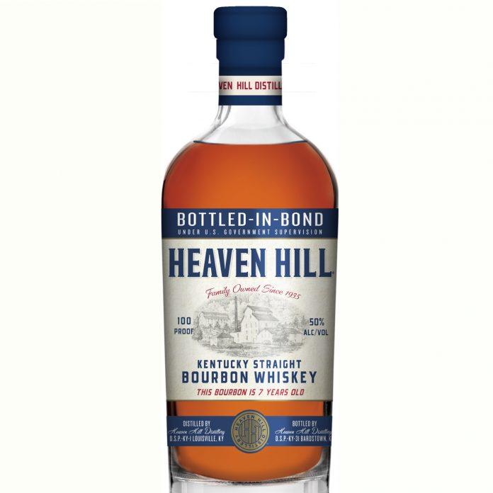 Heaven Hill 7-Year Bottled-in-Bond. Courtesy Heaven Hill Distillery.
