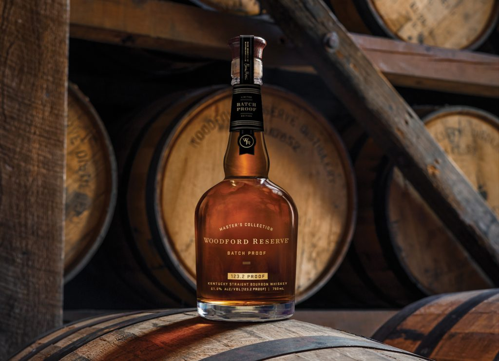 Woodford Batch Proof 2019. Courtesy Woodford Reserve.