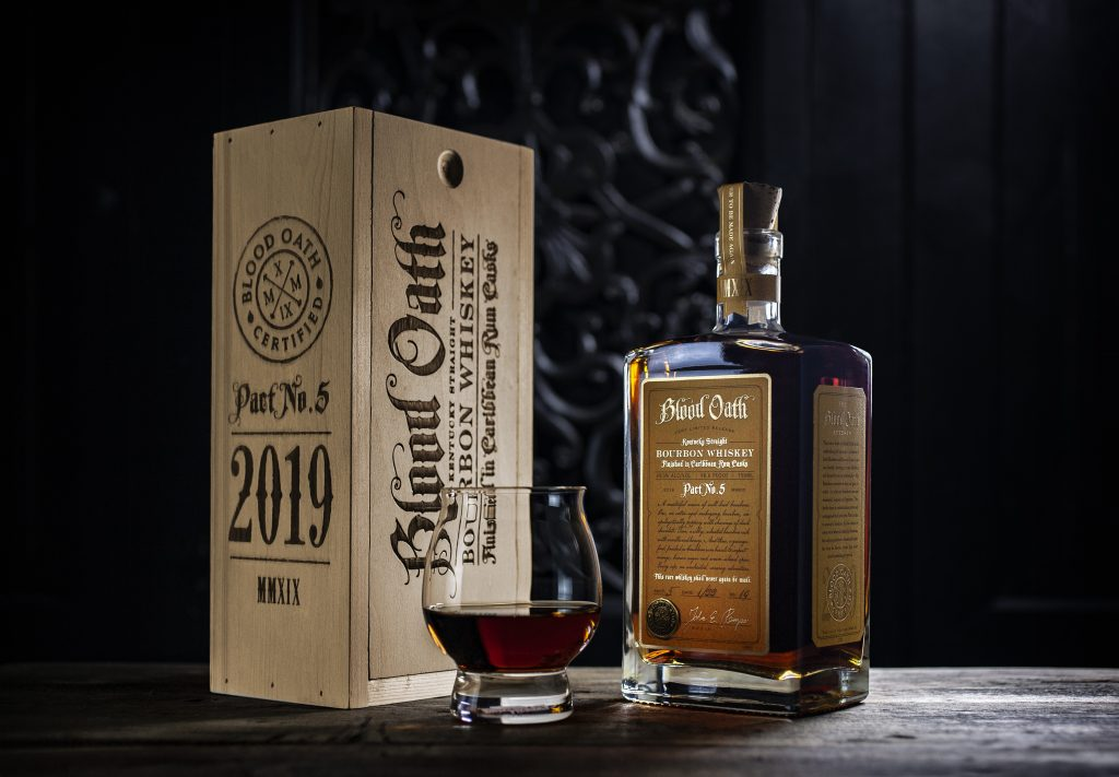 Blood Oath Pact No. 5. Photo Courtesy Lux Row Distillers.