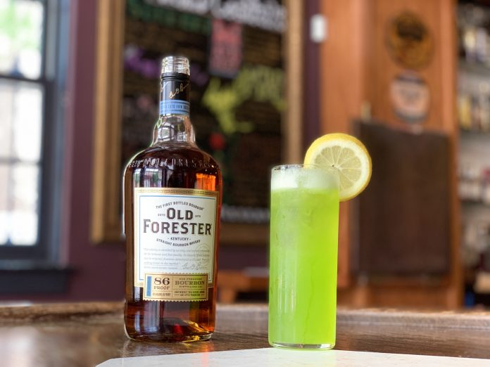 The Area 51 with Old Forester 86 at Belle's Cocktail House.