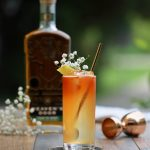 The Iron Solstice, created by The Weekend Mixologist. Photo Courtesy Heaven's Door.