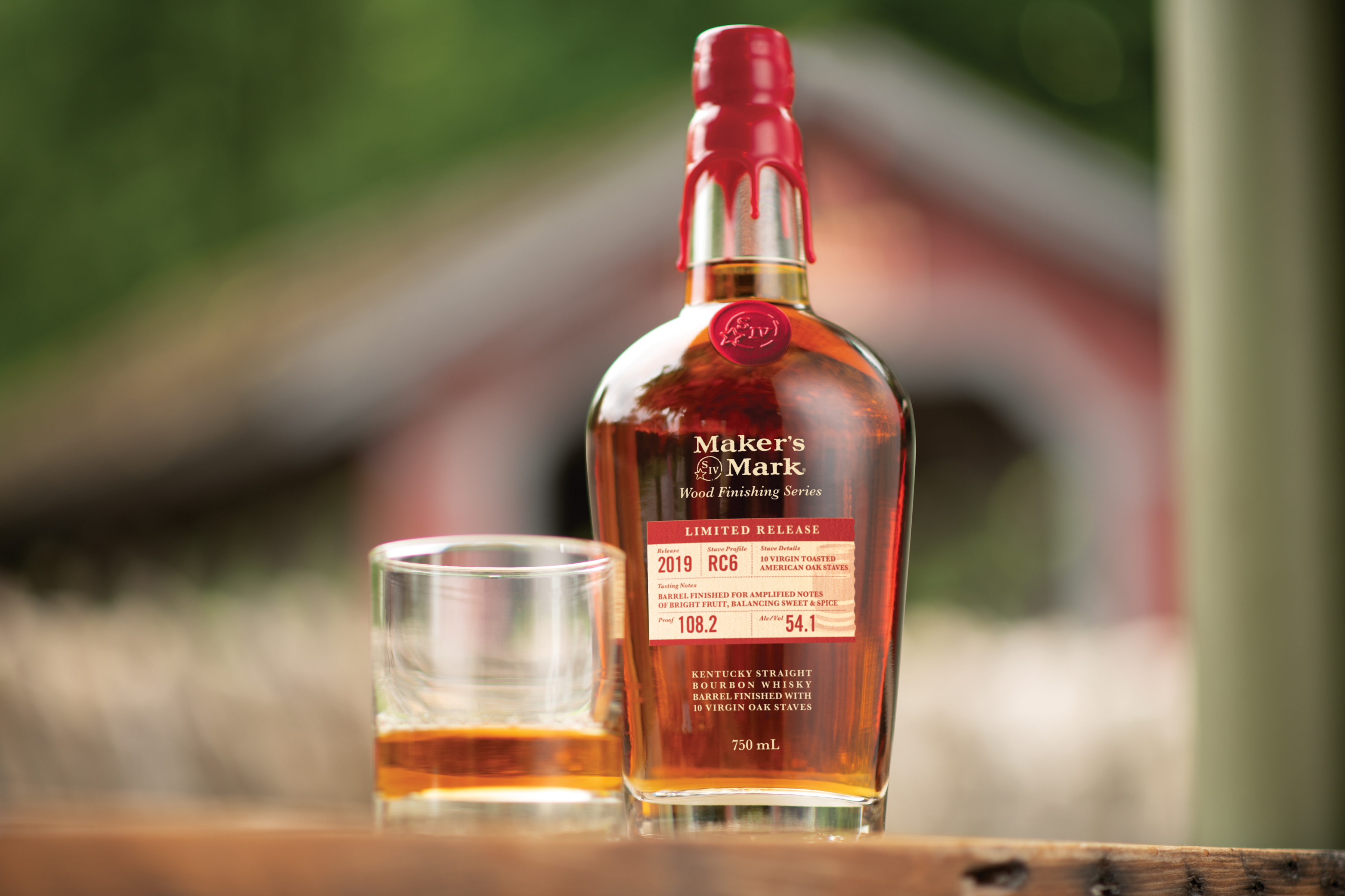 Maker's Mark Announces Wood Finishing Series, Their First-Ever National Limited Release Bourbon