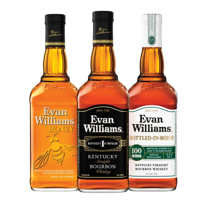 Evan Williams Bottle Updates