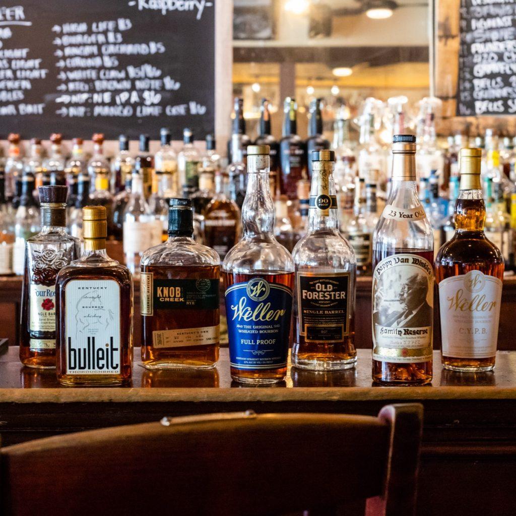 Bluegrass Tavern Bar