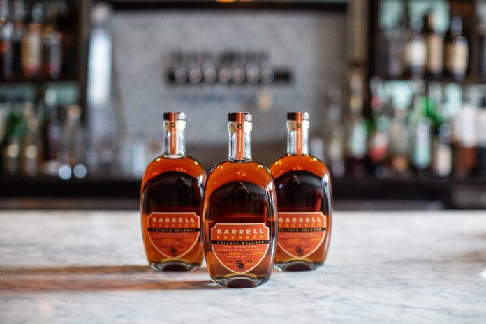 Barrell Private Release Bourbon Series