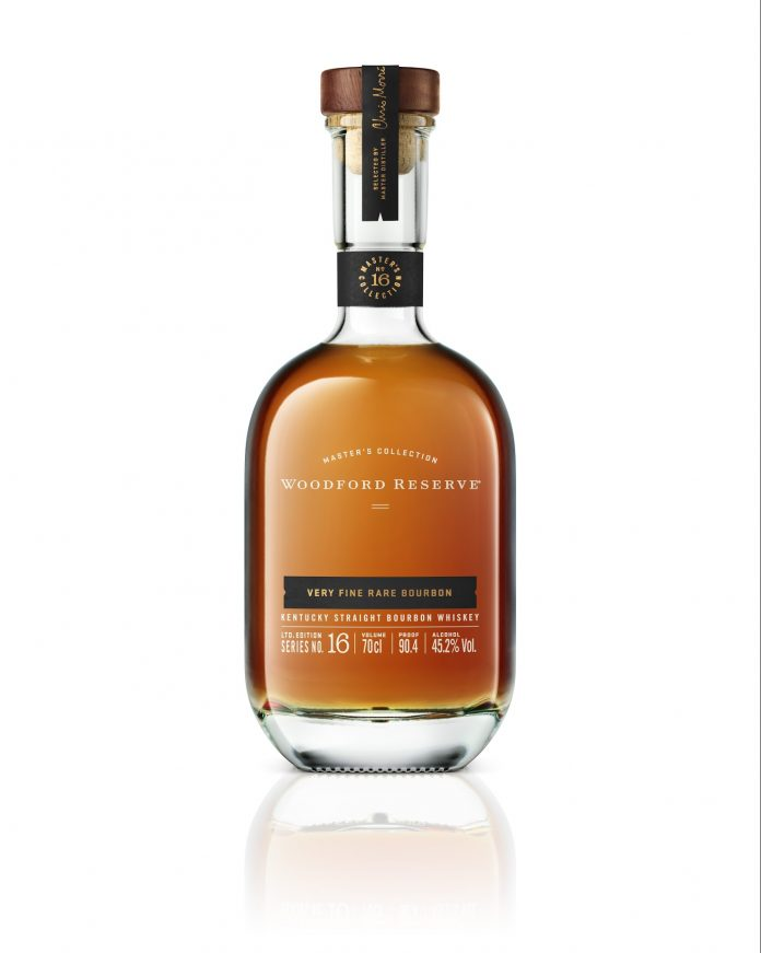 Woodford Reserve Master's Collection Very Fine Rare Bourbon 2020. Courtesy Woodford Reserve.