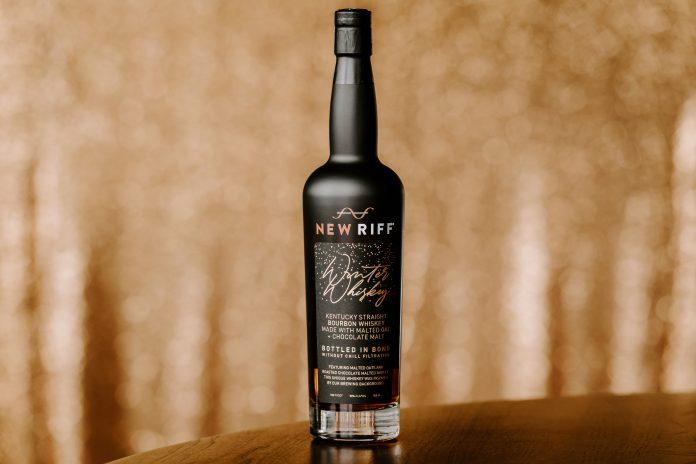 New Riff Winter Whiskey 2020. Courtesy New Riff Distilling.