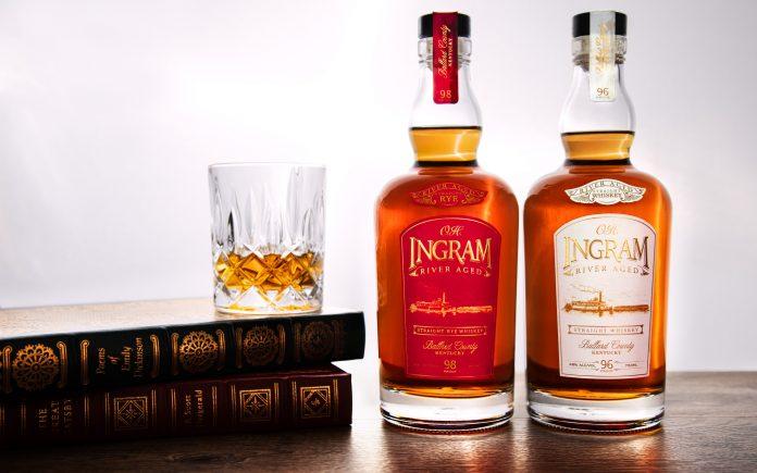 River Aged O.H. Ingram Whiskey