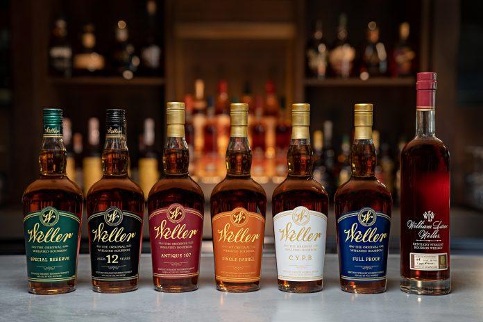 Weller Family of Bourbons