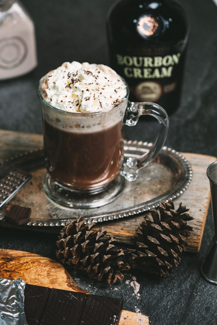 Buffalo Trace Bourbon Cream Hot Chocolate