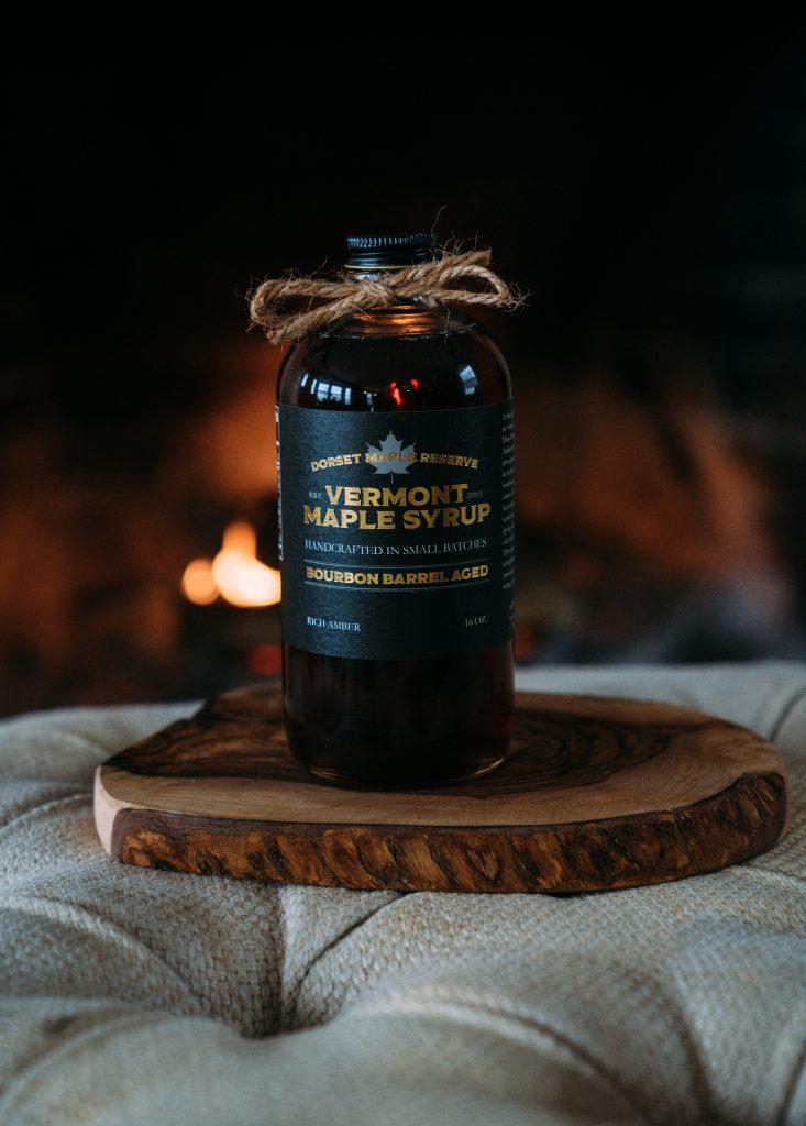 Dorset Barrel Aged Syrup