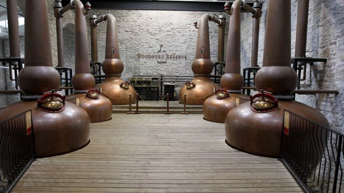 Woodford Reserve Distillery Expansion