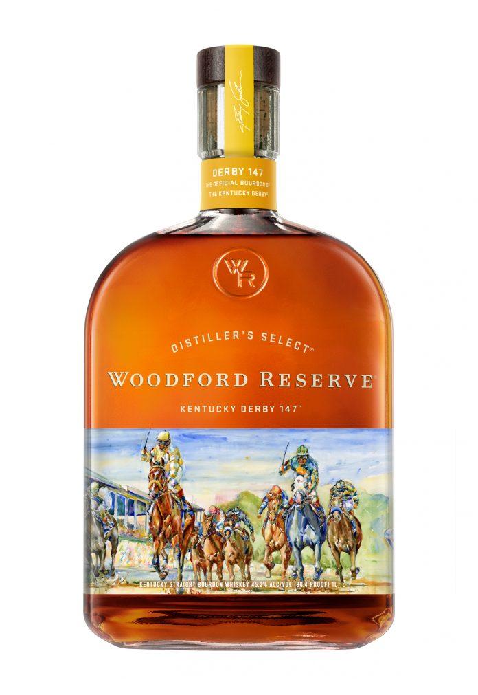 Woodford Reserve 2021 Commemorative Derby Bottle