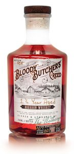 Bloody Butcher's Creed bottle