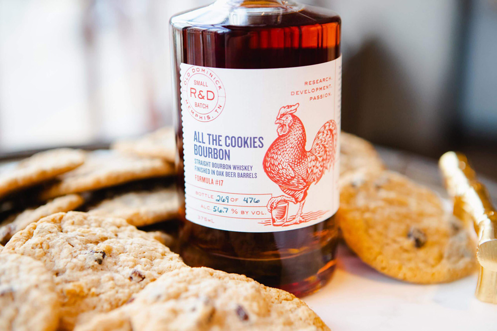 All the Cookies Bourbon