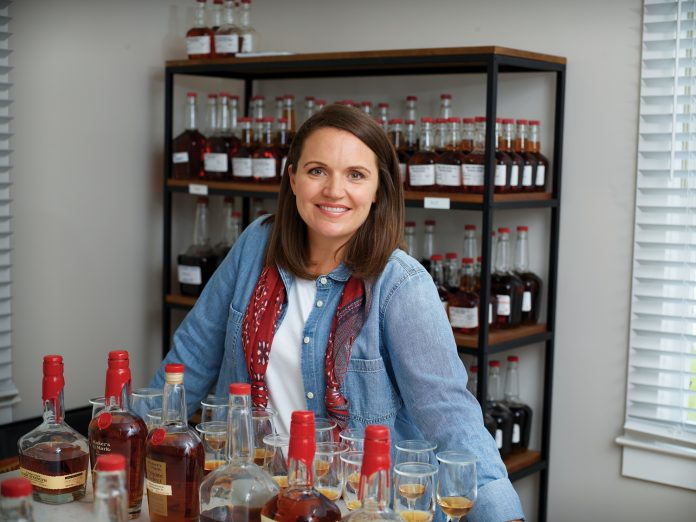 Jane Bowie at Maker's Mark