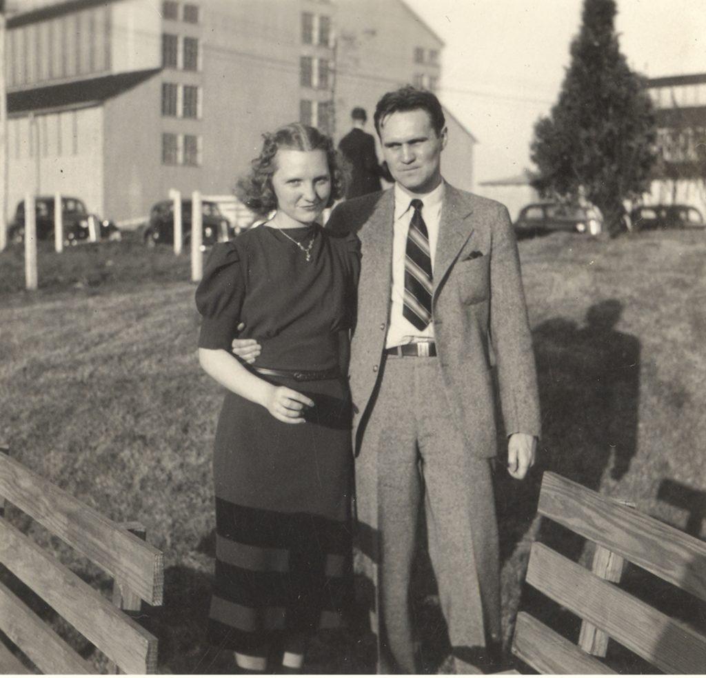 Margie Samuels and Bill Samuels Jr., Maker's Mark Founders