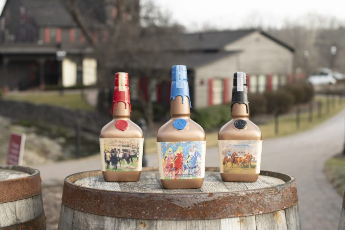 Maker's Mark Limited Edition Keeneland Bottles
