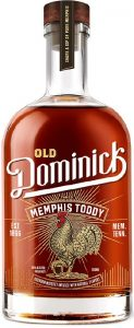 Memphis Toddy bottle