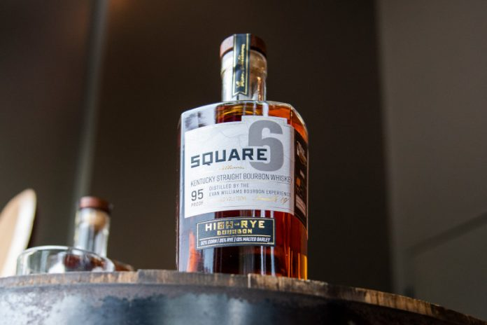 Heaven Hill Square 6 is the first release from the Evan Williams Bourbon Experience artisanal distillery. Courtesy Heaven Hill.