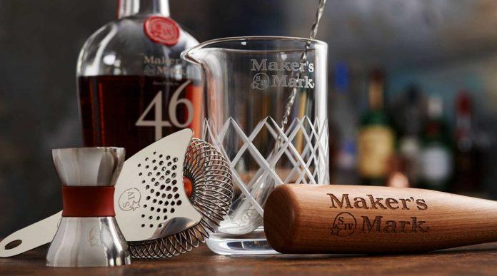 Maker's 46. Courtesy Maker's Mark Bourbon.