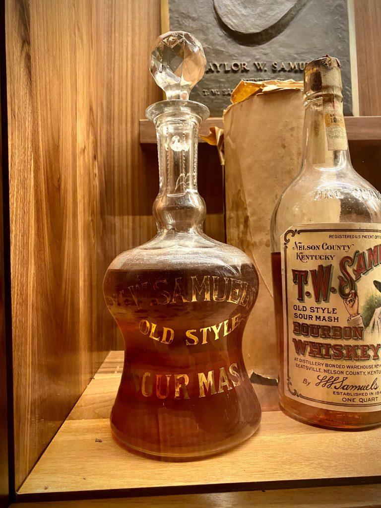 T.W. Samuels Bourbon